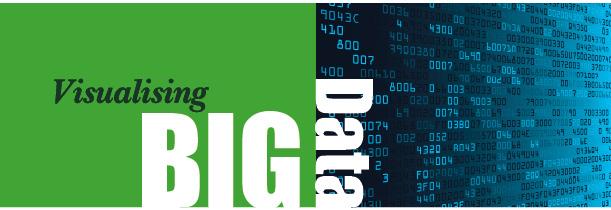 Visualising big data