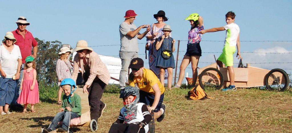 Festival-photo of billy kart race